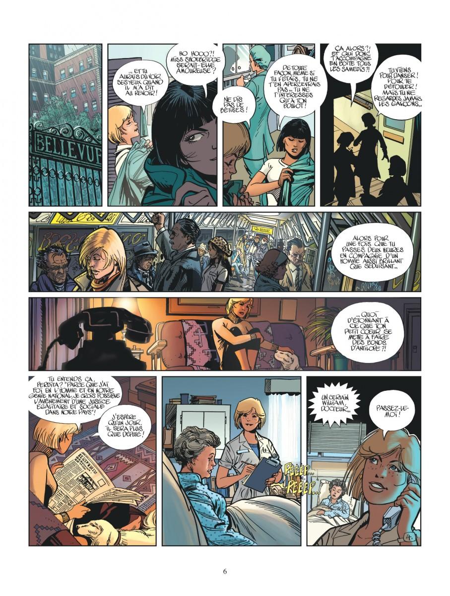 XIII Mystery tome 8, Martha Shoebridge