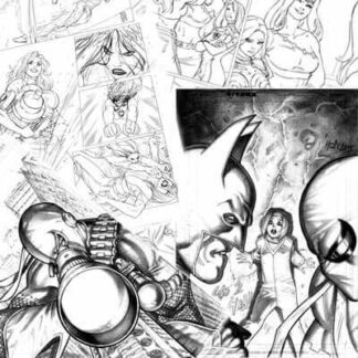 Planche Comics