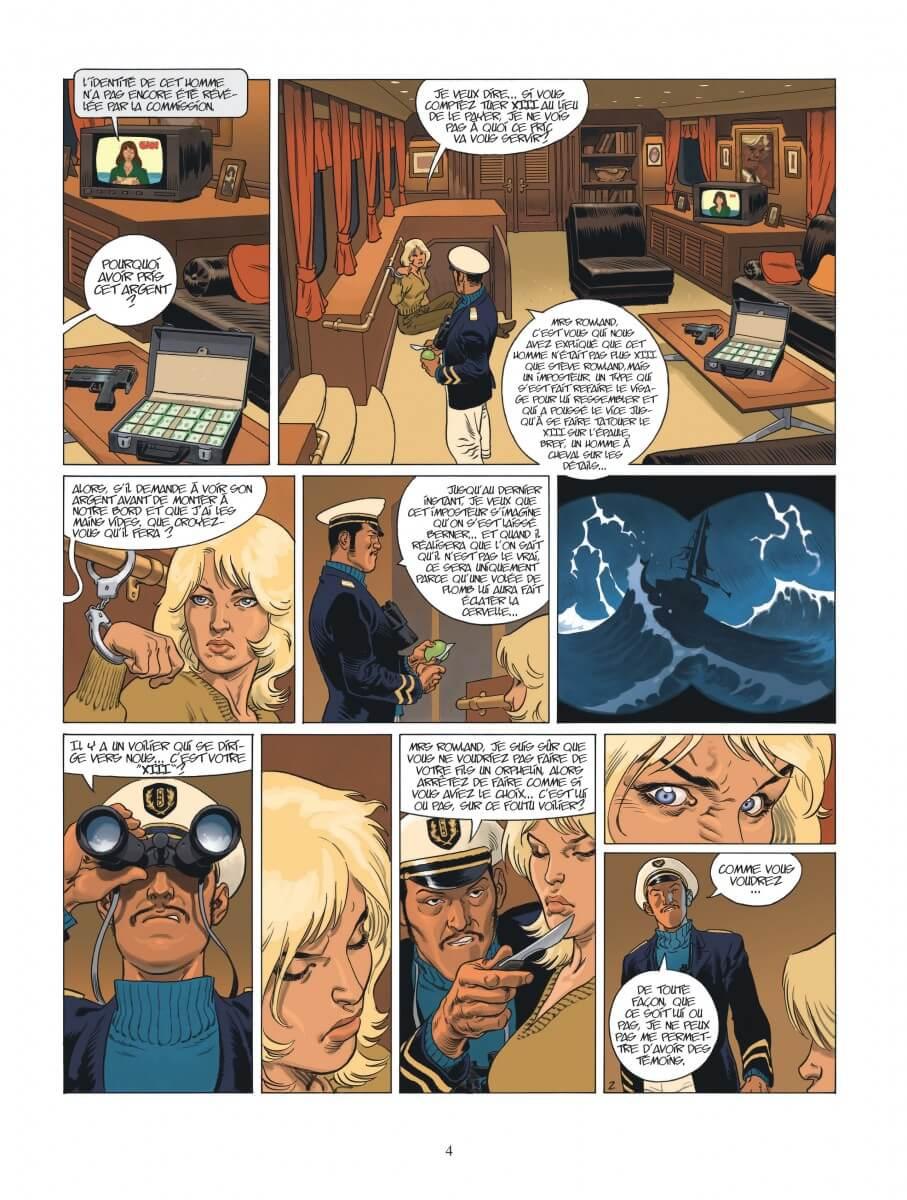 XIII Mystery tome 1, La Mangouste