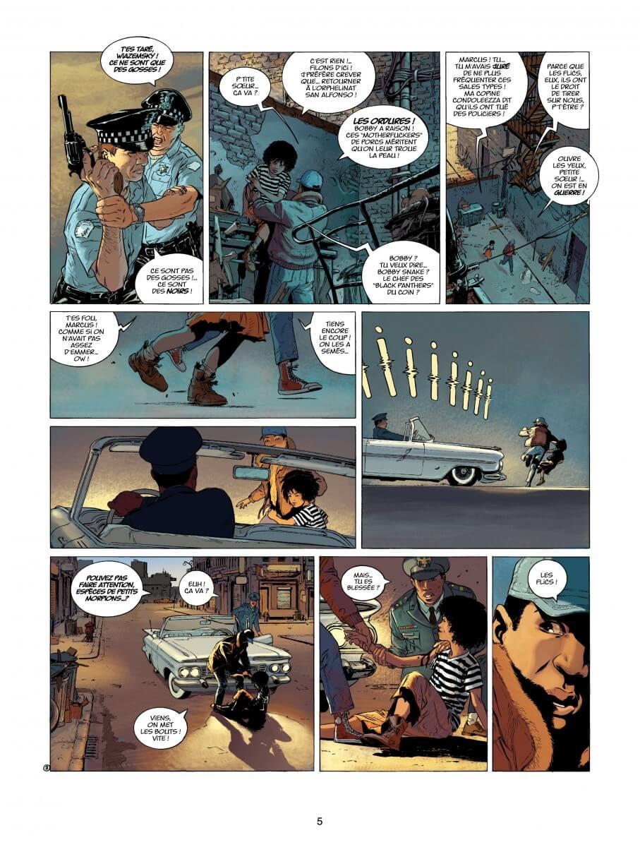 XIII Mystery tome 3, Little Jones