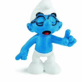 Les Schtroumpf troll Schleich Figurine plastique Schtroumpfs