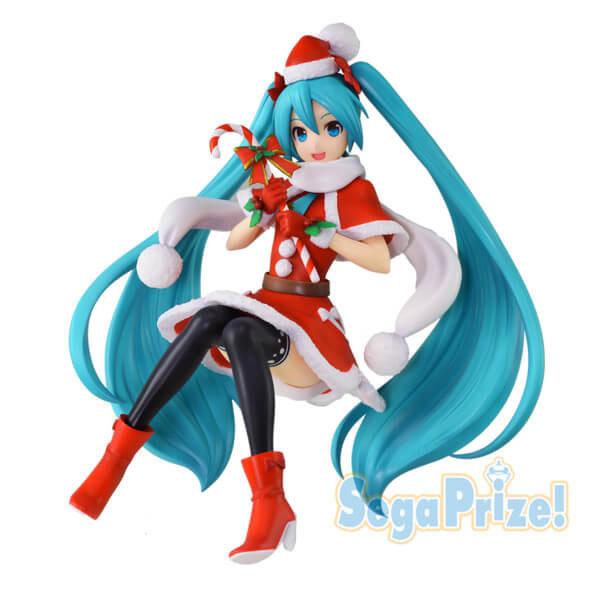 Hatsune Miku SPM Figure Christmas Ver 2018 17cm 1-1