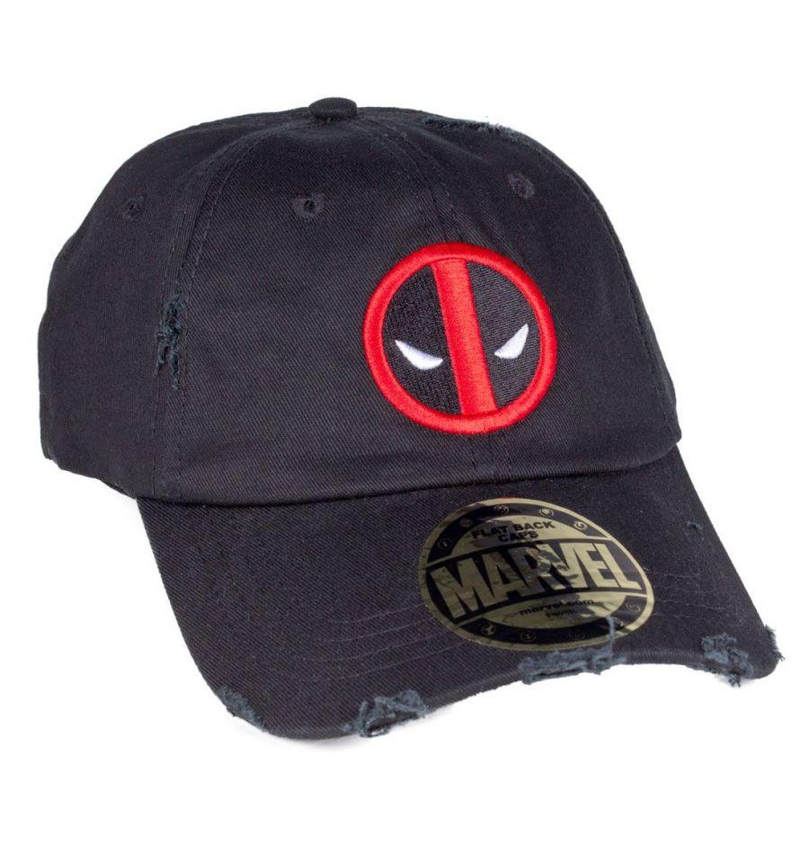 casquette-grunge-deadpool-marvel-logo-vintage 1-1