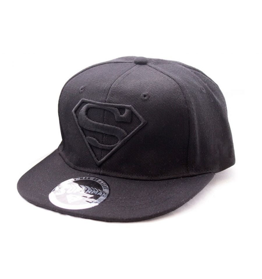 casquette-superman-dc-comics-black-logo 1-1