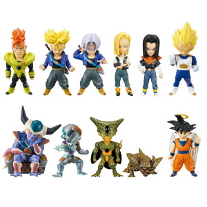 Figurines WCF Mystery Blind Box Series 2 Cell Saga