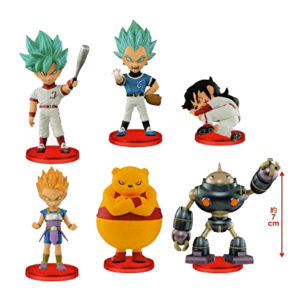 Figurines WCF Dragon Ball Super Baseball vol. 8