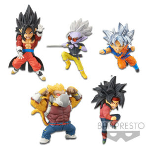 Figurines WCF Super Dragon Ball Heroes vol. 5