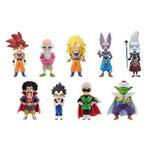 Figurines WCF Mystery Blind Box Series 5