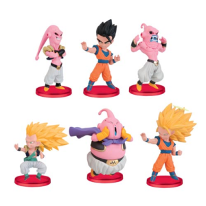 Figurines WCF SS vs Buu