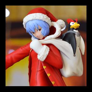 Figurines Evangelion