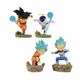 Figurines WCF Dragon Ball Super Diorama Vol. 3