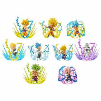 Figurines WCF Dragon Ball Super Burst