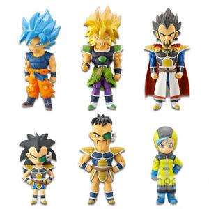 Figurines WCF Dragon Ball Super Broly vol. 2