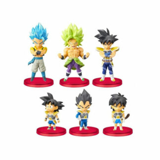 Figurines WCF Dragon Ball Super Broly vol. 3