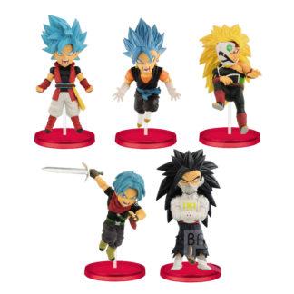 Figurines WCF Super Dragon Ball Heroes vol. 4