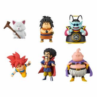 Figurines WCF Dragon Ball Super vol. 2