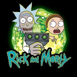 Figurines Rick Et Morty