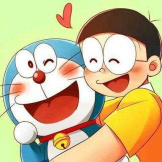 Figurines Doraemon