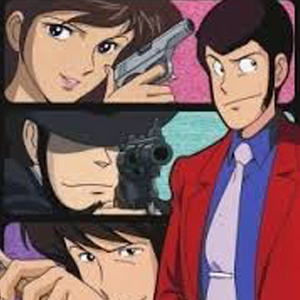 Figurines Lupin